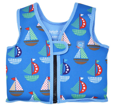 Giubbotto Salvagente Set Sail | SPLASH ABOUT | RocketBaby.it