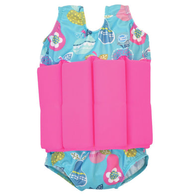 Costume Intero con Inserti Galleggianti Tutti Frutti | SPLASH ABOUT | RocketBaby.it