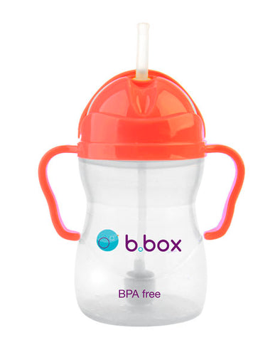 Borraccia con Cannuccia Watermelon | B BOX | RocketBaby.it