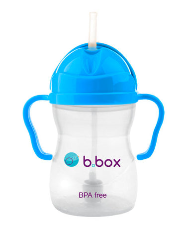 Borraccia con Cannuccia Cobalt | B BOX | RocketBaby.it