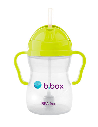 Borraccia con Cannuccia Pineapple | B BOX | RocketBaby.it