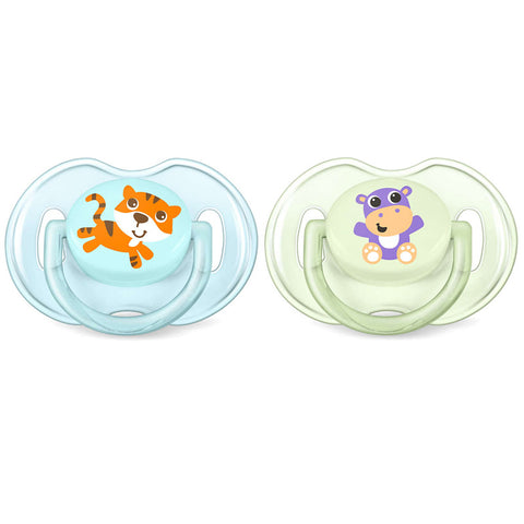 Set 2 Ciucci Avent Classic Tiger e Hippo 0-6m | PHILIPS | RocketBaby.it