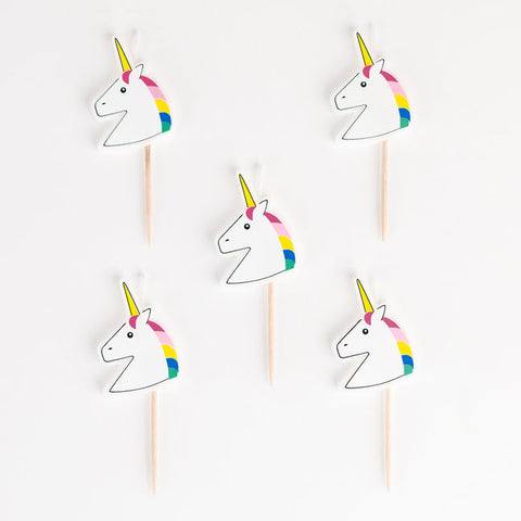 5 Candeline Unicorns | MY LITTLE DAY | RocketBaby.it
