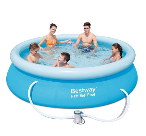 Piscina 305x76 cm Autoportante con Pompa Filtrante | BESTWAY | RocketBaby.it