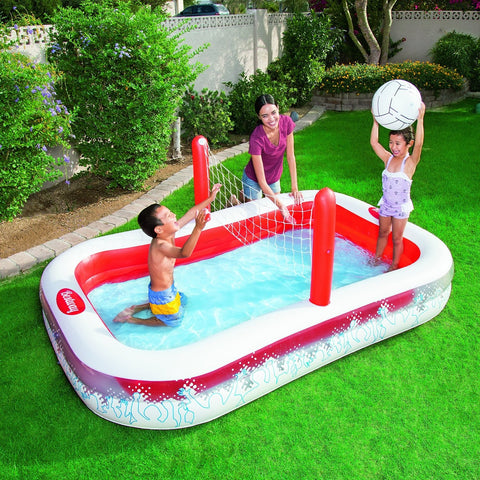 Piscina Family Pallavolo | BESTWAY | RocketBaby.it