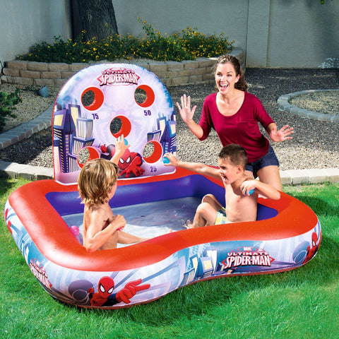 Piscina Play Center Spider-Man | BESTWAY | RocketBaby.it