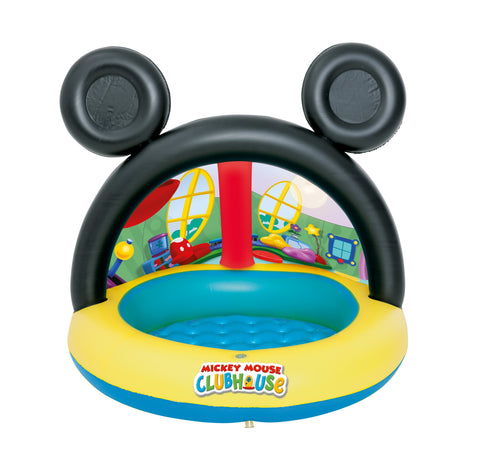 Piscina Gonfiabile con Copertura Mickey Clubhouse | BESTWAY | RocketBaby.it