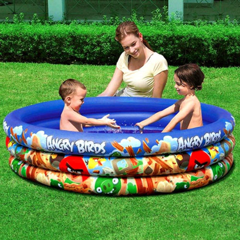 Piscina Gonfiabile Angry Birds | BESTWAY | RocketBaby.it