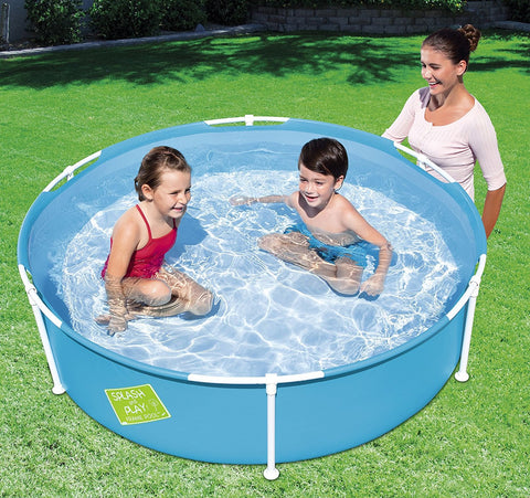 Piscina Steel Pro 152x38 cm | BESTWAY | RocketBaby.it