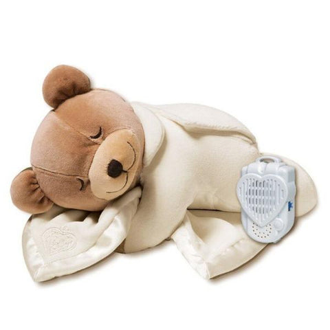 Peluche Orsetto Sonoro Tummy Sleep Plus | PRINCE LIONHEART | RocketBaby.it