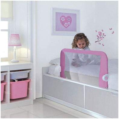 Barriera Letto Easy Fit Pink | LINDAM | RocketBaby.it