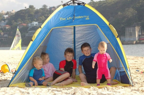Tenda Anti-UV XXL | SHELTA | RocketBaby.it