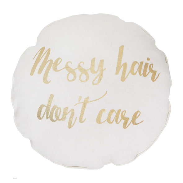 Cuscino Messy Hair White | BLOOMINGVILLE | RocketBaby.it