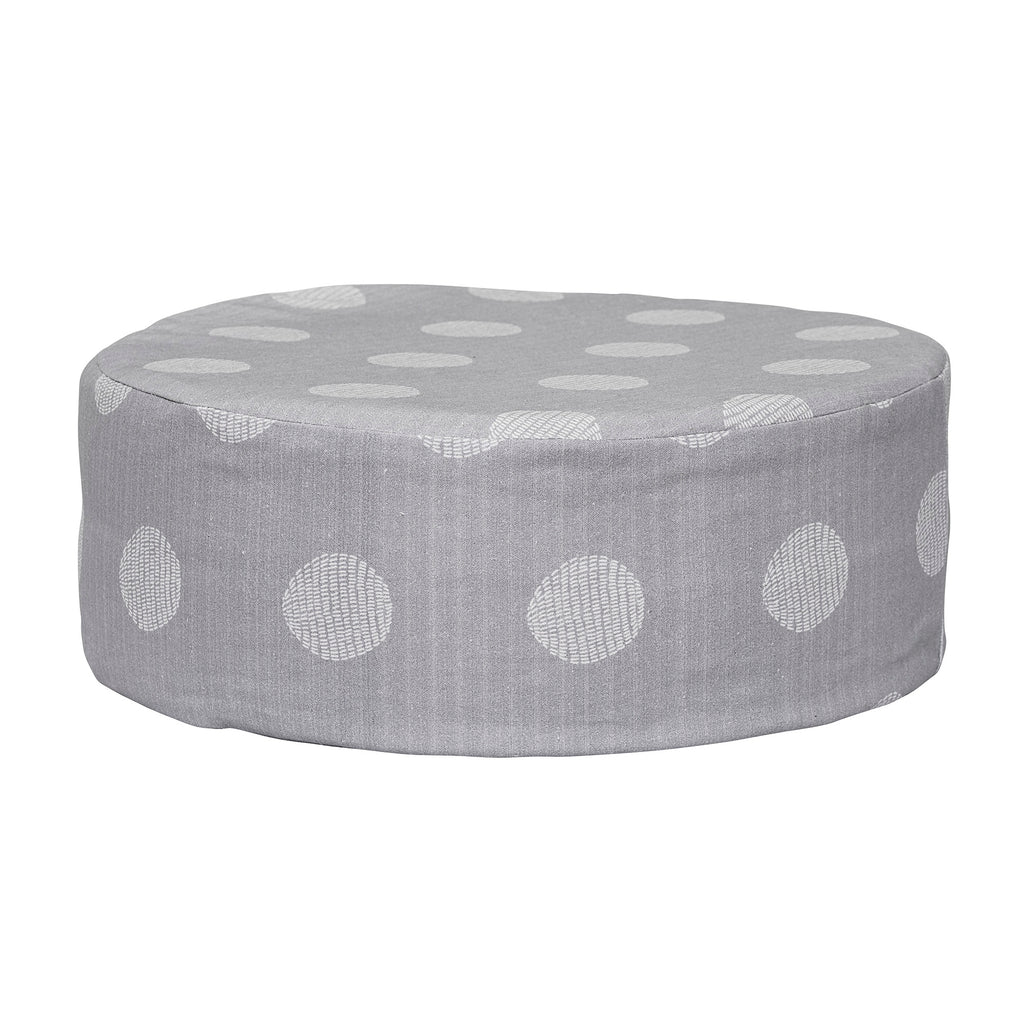 Cuscino Pois Grey | BLOOMINGVILLE | RocketBaby.it