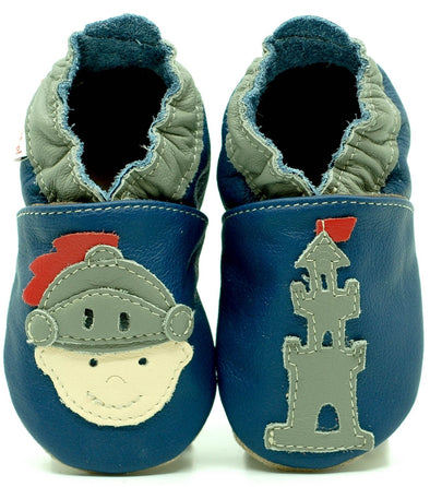 Babbucce Soft Sole Knight | FIORINO | RocketBaby.it