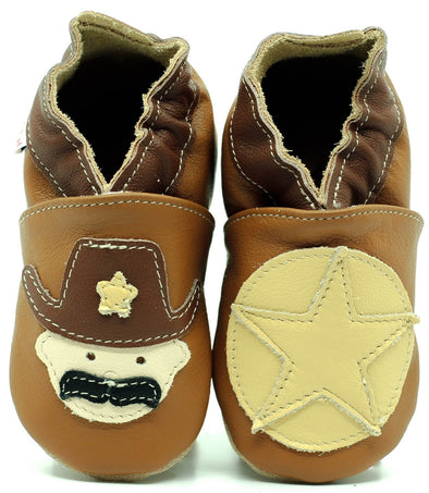 Babbucce Soft Sole Sheriff | FIORINO | RocketBaby.it