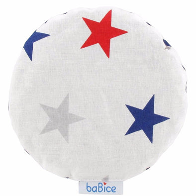 Cuscino Anticoliche Double Face Stelle Americane | BABICE | RocketBaby.it