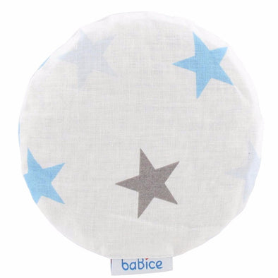 Cuscino Anticoliche Double Face Stelle Azzurre | BABICE | RocketBaby.it
