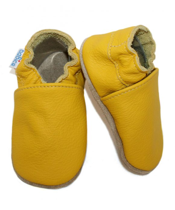 timeless design 3f634 5f29e Babie-Slippers Yellow – RocketBaby