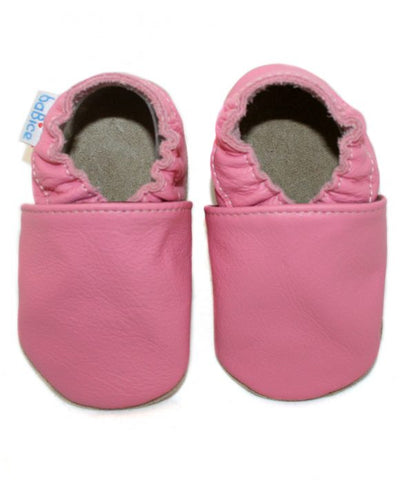 Babbucce Pink | BABICE | RocketBaby.it