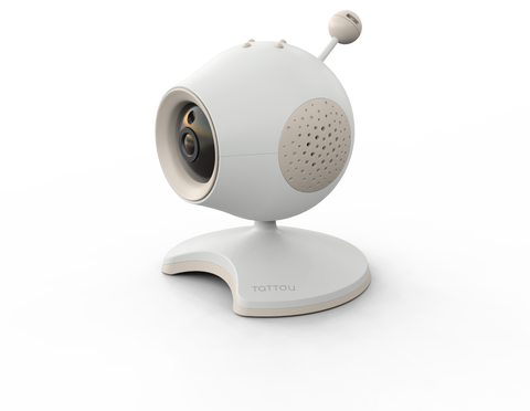 Baby Monitor Webcam Vio Programmabile con Cellulare | TATTOU | RocketBaby.it