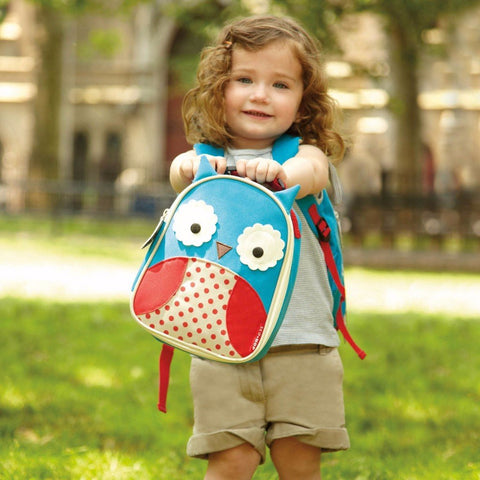 Lunch Bag Zainetto Termico Gufetto 3+ anni | SKIP HOP | RocketBaby.it
