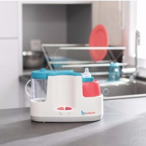 Robot da Cucina Baby Station 4 in 1 | BADABULLE | RocketBaby.it