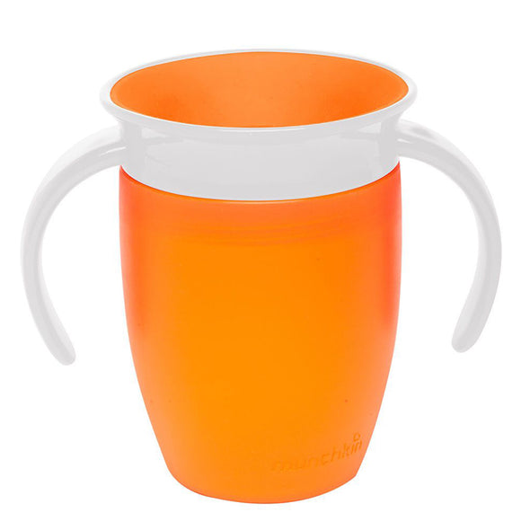 Sippy Cup Orange 207ml | MUNCHKIN | RocketBaby.it