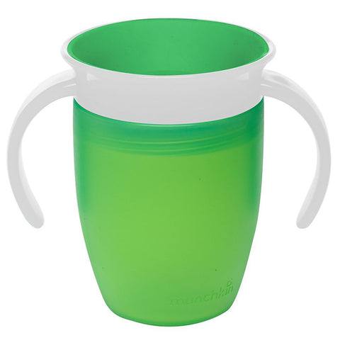 Sippy Cup Green 207ml | MUNCHKIN | RocketBaby.it