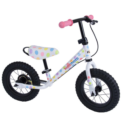 Bicicletta Super Junior Max Pois | KIDDIMOTO | RocketBaby.it