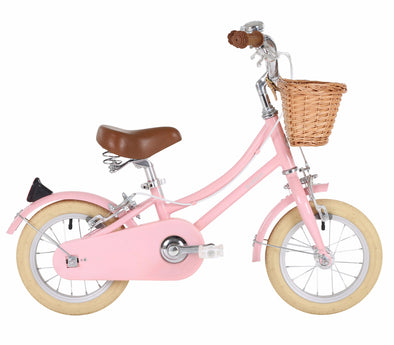 Bicicletta Gingersnap Pink 12 | BOBBIN | RocketBaby.it