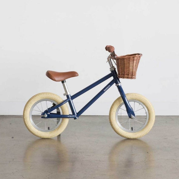 Bicicletta Moonbug Balance Bike Blueberry | BOBBIN | RocketBaby.it