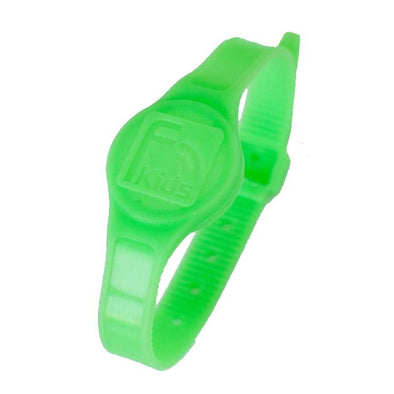 Bracciale Sicurezza AntiSmarrimento Verde |  | RocketBaby.it