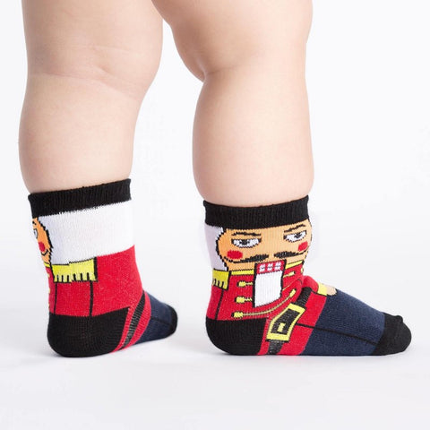 Calze Nutcracker Baby - SOCK IT TO ME - RocketBaby.it