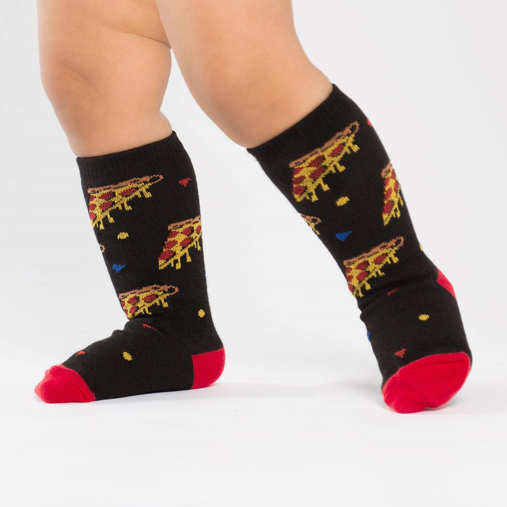 Calze Pizza Party Baby - SOCK IT TO ME - RocketBaby.it