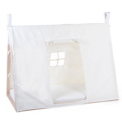 Cover per Letto Tenda Tipi 70x140 Cm White