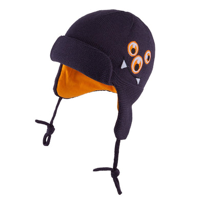 Cappello Happymonster Grey