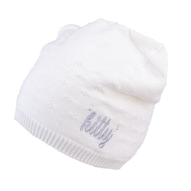 Cappello Meetkitty White