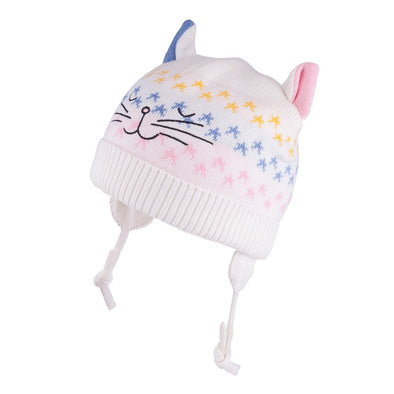 Cappello Kittycorn White