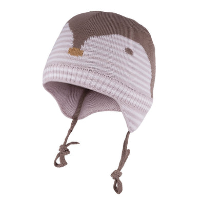 Cappello Pinguino Brown