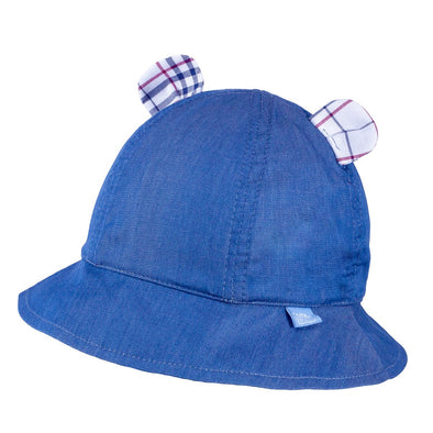 Cappellino da Sole Orecchie Blue Red | TUTU | RocketBaby.it