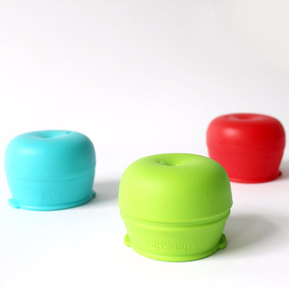 Set 3 Cappucci Sippy Cup Verde per Bicchieri, 12+ mesi |  | RocketBaby.it