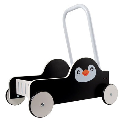 Carrettino Walker Cart Penguin | MAGNI TOYS | RocketBaby.it