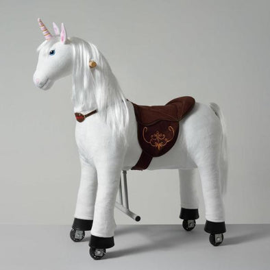 Unicorno Scooter a Pedali 5-12 Anni | PONNIE | RocketBaby.it