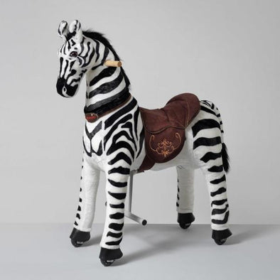 Zebra Scooter a Pedali 5-12 Anni | PONNIE | RocketBaby.it