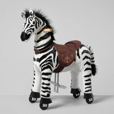 Zebra Scooter a Pedali -6 Anni | PONNIE | RocketBaby.it