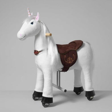 Unicorno Scooter a Pedali 3-6 Anni | PONNIE | RocketBaby.it