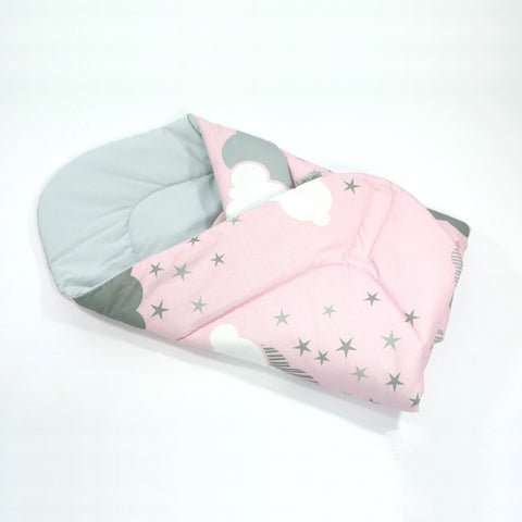 Trapunta Cocoon Rosy Puffs | TINY STAR | RocketBaby.it
