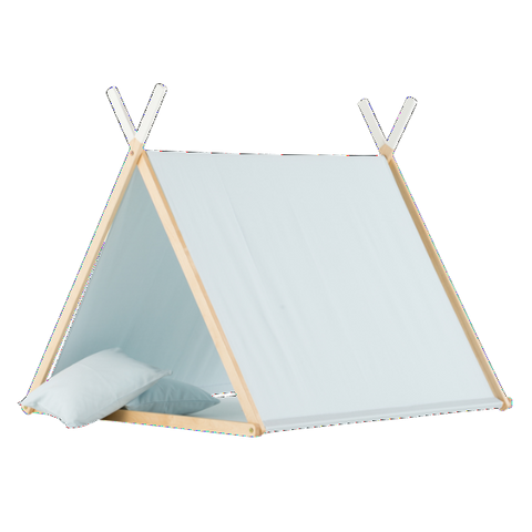 Tenda Gioco Plain Blue | WIGIWAMA | RocketBaby.it