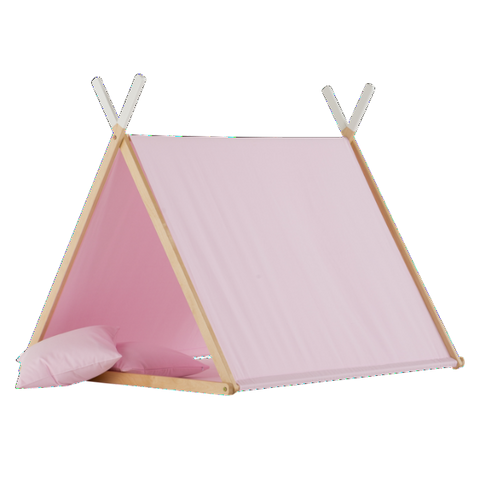 Tenda Gioco Plain Pink | WIGIWAMA | RocketBaby.it